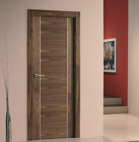Puertas fusteria berruezo for Modelos de puertas de interior modernas