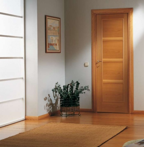 Puertas fusteria berruezo - Molduras para puertas ...